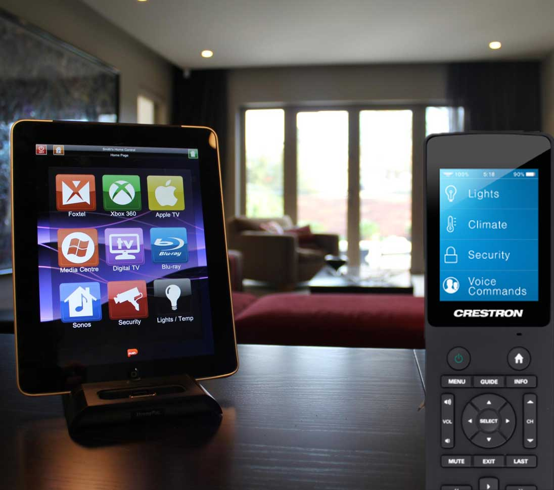 homeautomation house