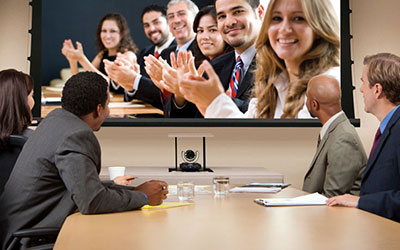 audio video conference