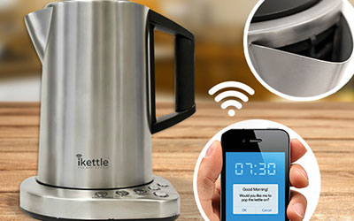 wi fi enabled kettle